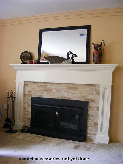 Update Fireplace by Fireplace Update For The Home