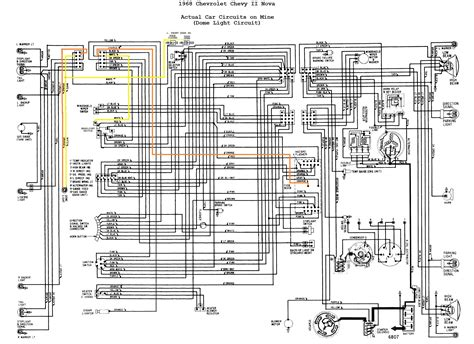 chevy ignition switch wiring diagram 1965 chevy