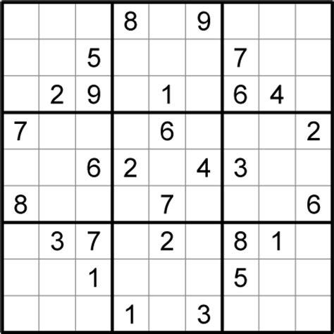printable advanced sudoku puzzles sudoku chionship sle puzzles