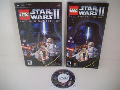 Umd Psp Lego Wars Ii 2 just go vintage