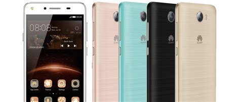 Hp Android Huawei Y5 huawei y5 ii nuovo smartphone android entry level webnews