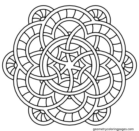 Christian Mandala Coloring Pages Mandala Free Coloring Pages