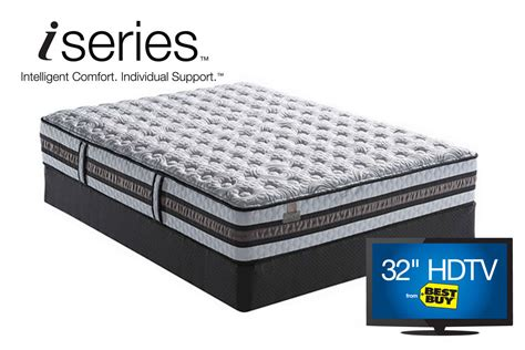 Comfort Expressions Mattress by Iseries By Serta Expression King Mattress