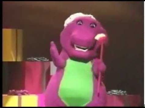 barney backyard gang concert barney the backyard gang barney in concert orignial version part 3 youtube