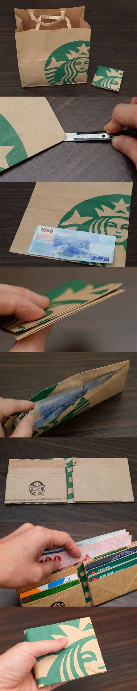 How To Make A Cool Paper Wallet - 17 best images about paper wallets on