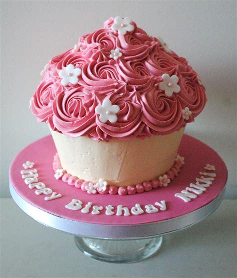 cupcakes blog archive birthday giant cupcake