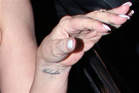unbroken tattoo kirstie alley looks stylebistro