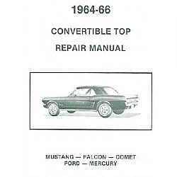 service manual download car manuals 1967 ford falcon parental controls service manual old 1963 1965 convertible top repair manuals