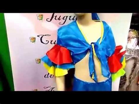 mangas de mambo mangas de mambo con papel crepe vestuario de mambo con