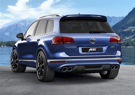 custom volkswagen tiguan official 2016 abt volkswagen touareg 3 0 tdi gtspirit