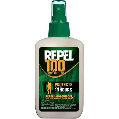 repel 100 insect repellent bug spray 98 11 deet 4 oz pump spray free shipping ebay