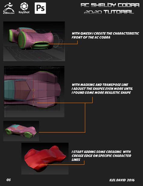 zbrush tutorial car zbrush for automotive concept design
