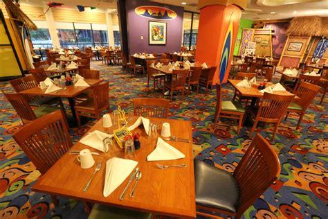 Disney Pch Grill Breakfast Price - pch grill menu paradise pier hotel
