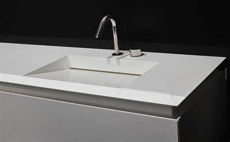bagno corian waschbecken aus corian f 252 r das bad design bath kitchen