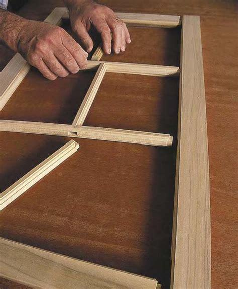 build  door popular woodworking magazine