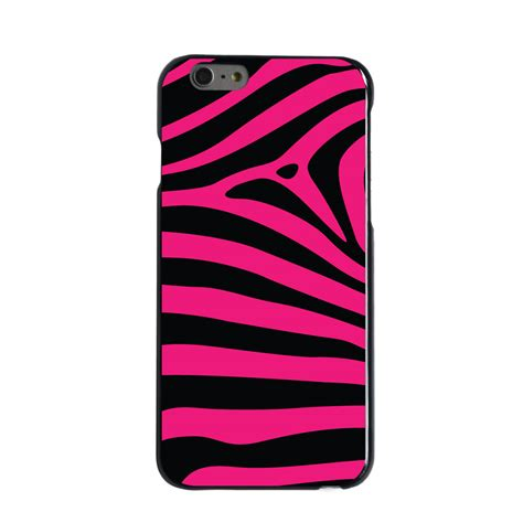 Iphone 6 6s Lacoste Black Stripe Hardcase cover for iphone 5s 6 6s plus black pink zebra skin stripes ebay