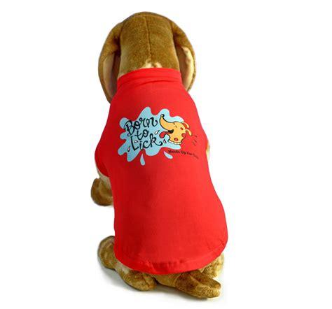 Tshirt Huft huft t shirt born to medium dogspot