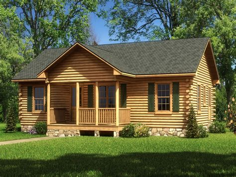 one story log cabins single story log cabin homes single story log cabin homes