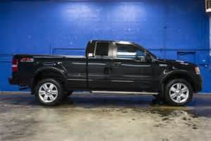 Ford F150 Cab 2007 Ford F 150 Fx4 F150 Cab 4 215 4 Leather Loaded