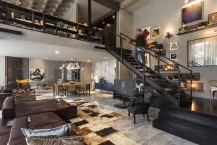 Design Home Concept An Artful Loft Design