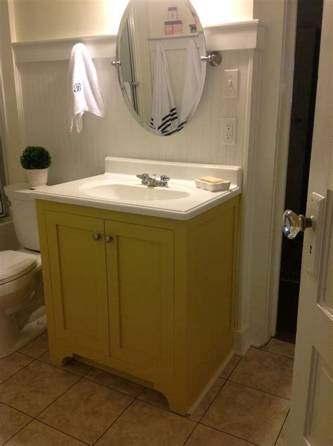 chalk paint bathroom vanity pin by trisha gradica on sloan ideas