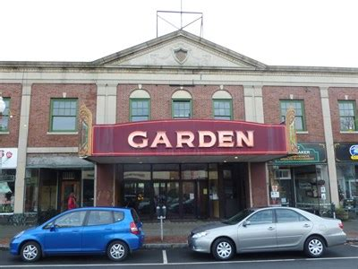 garden theater greenfield ma vintage theaters