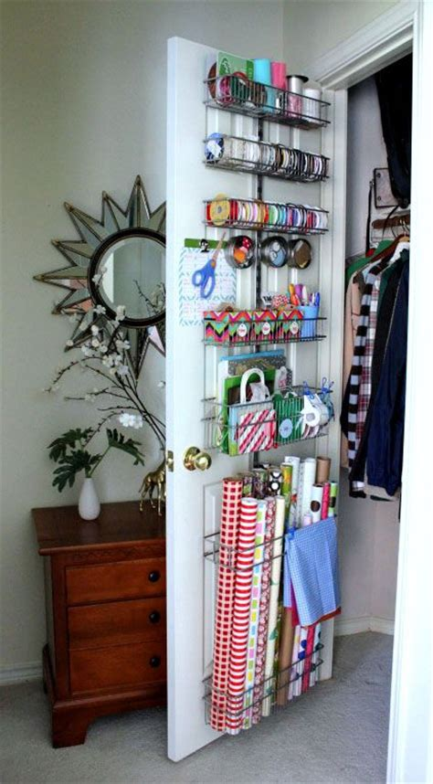 inside closet door organizer how to find storage space in your home chic