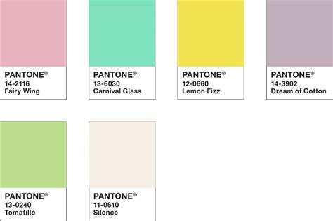 articles colors colour trend highlights springsummer