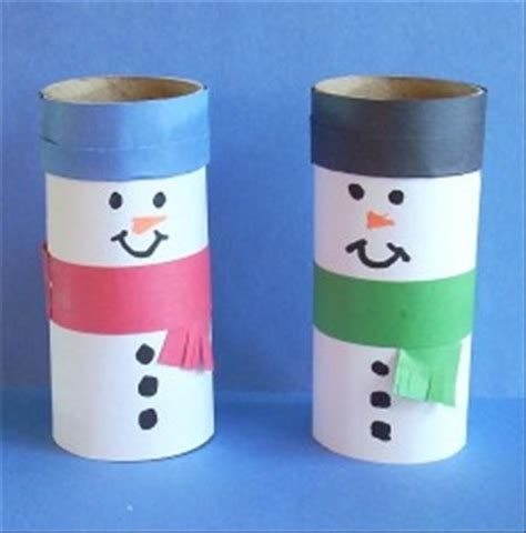 christmas crafts toilet paper roll dump a day