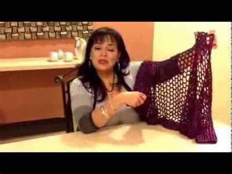 tejer chal rectangular laura cepeda 63 mejores im 225 genes sobre tutorial tejer con los dedos en