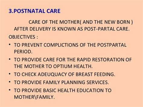 rooming in definition mch and rch programmes