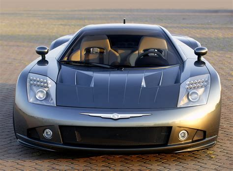 chrysler supercar concept flashback 2004 chrysler me four twelve is quad