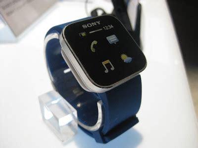 Jam Sony Smartwatch 3 jam tangan pintar sony smartwatch yang dilengkapi android honeycomb