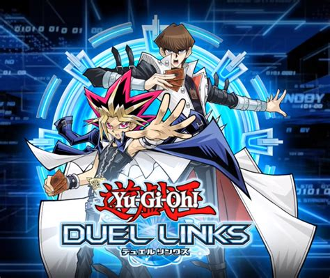 yugioh android duel links information yugioh world