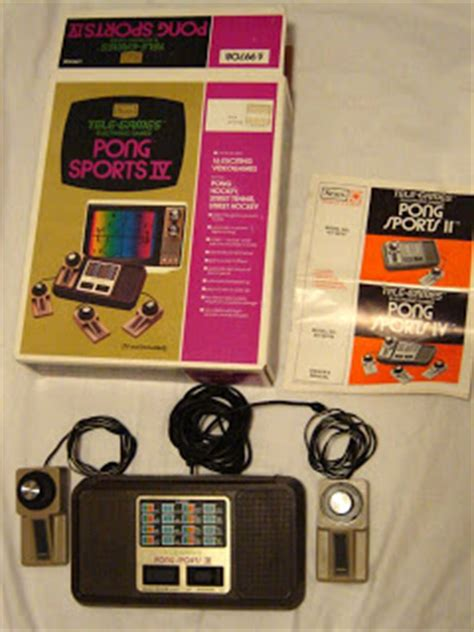 How To Sell On Ebay Iv Complete An Auction by Stuff I Sell On Ebay Vintage Sears Atari Pong Sports 4 Iv