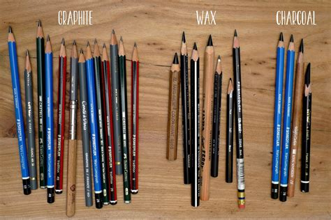 How To Use Sketching Pencils Stefan S Sketch The Search For The Ultimate Drawing