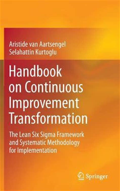 free six sigma handbook backupport