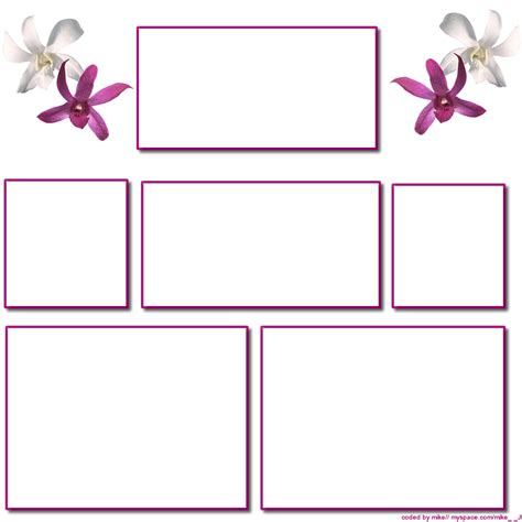 layout div free div layouts girly layout category