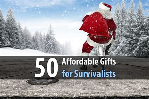 50 affordable gifts for survivalists urban survival site