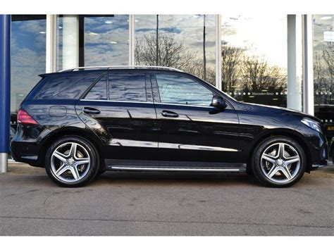 Mercedes Approved Garage by Used Mercedes Gle Diesel Estate Gle 350d 4matic