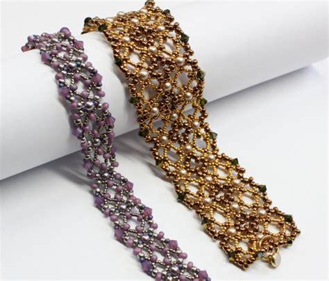 bead wonders beautiful free patterns by sabine lippert