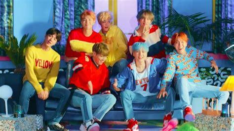 bts dna bts s dna mv breaks record for k pop groups by hitting
