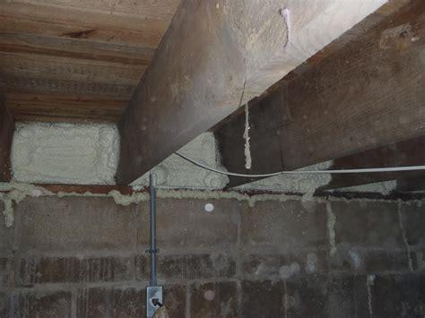 Home Insulation Services   Encapsulating a Vented Crawl