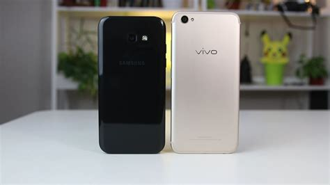 Samsung Vivo V5 Samsung Galaxy A5 2017 Vs Vivo V5 Plus