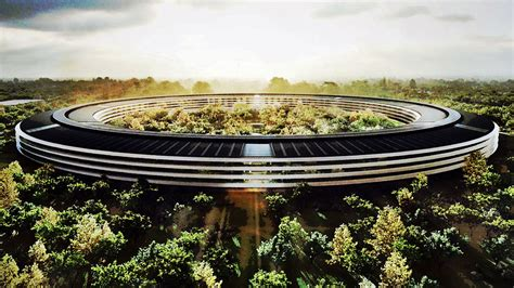 new apple headquarters norman foster on designing apple s 5 billion quot spaceship