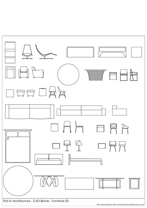 layout in autocad architecture cad blocks furniture pack 03 first in architecture design
