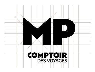 Comptoire Des Voyages by Comptoir Des Voyages Typofacto