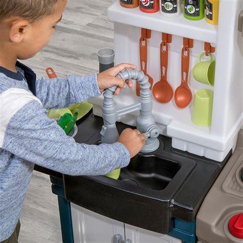 Step 2 Play Sink by Modern Metro Kitchen Play Kitchen Step2