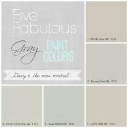 the collected interior favorite gray paint colors