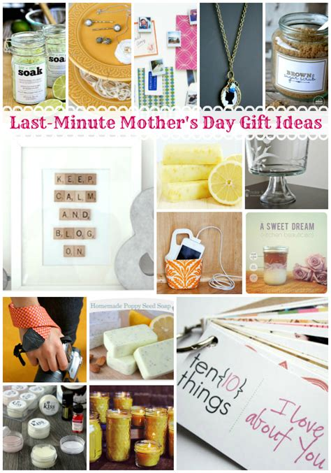 gift ideas mom 15 last minute mother s day gift ideas